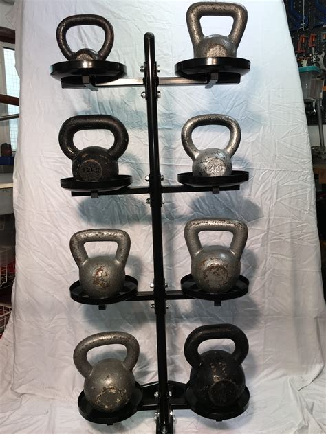 kettlebell tree rack weight enquiry basket