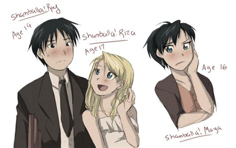 Almost As Much Fullmetal Alchemist My Headcanon Is That The Two Shows Are Set In Same Universe Mustang