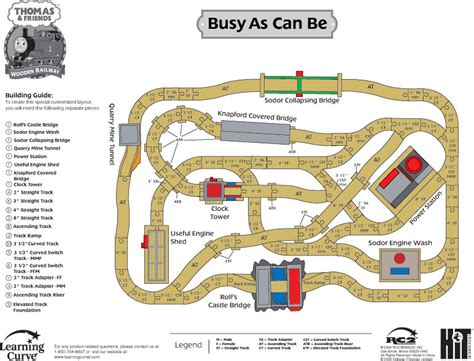 thomas train table layout plans pdf woodworking