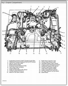Ford 4 0 Sohc Engine Diagram Showing Oil Pump
