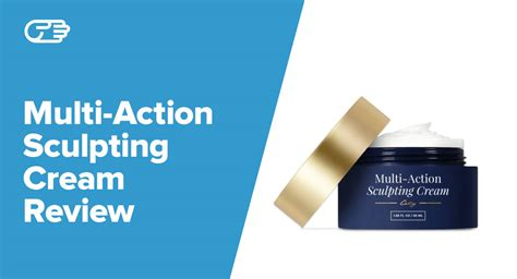 Multi-Action Sculpting Cream by City Beauty Reviews - Hype