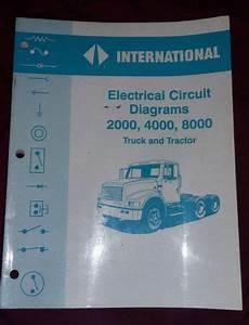 Sell International 2000  4000  8000 Truck