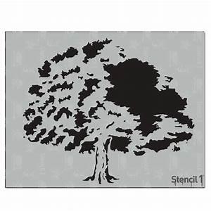 Stencil1, Tree, Full, Green, Stencil-s1, 01, 127