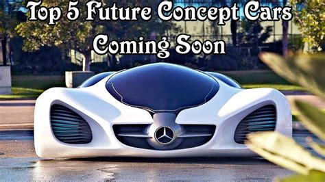 Top 5 Future Concept Fastest Cars Coming Soon Most