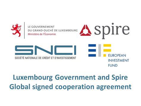 Le Gouvernement Du Grand-duché De Luxembourg Et Spire