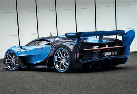 Bugatti Gran Turismo Price by 2016 Bugatti Vision Gran Turismo Concept Specifications