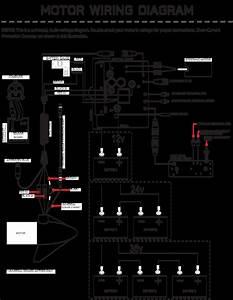 Minn Kota Trolling Motor Wiring Diagram