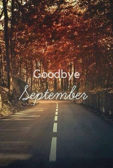 Goodbye September, Hello October Pictures, Photos, and Images for Facebook, Tumblr, Pinterest ...