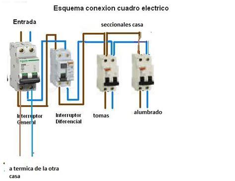 solucionado interruptor diferencial yoreparo solucionado cuadro electrico electricidad domiciliaria yoreparo esquemas electricos