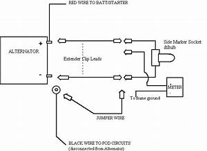1989 Diagram Ford Wiring Exciteralternator