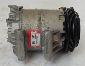 2006 C Compressor Used Tested 20920033 89019338 1521515