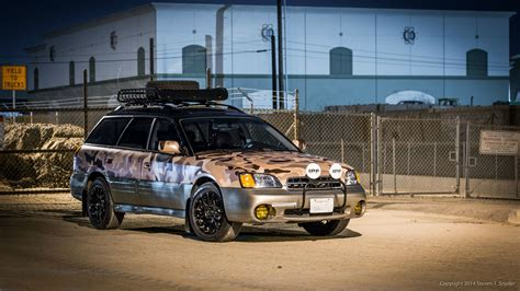 Series8217's 2001 Subaru Apocalypse Wagon| Builds And