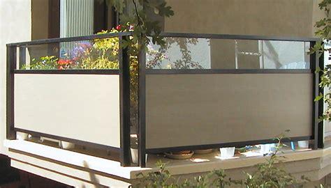 Modern Front Deck