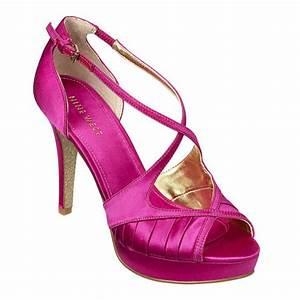 Fuschia Wedding Shoes