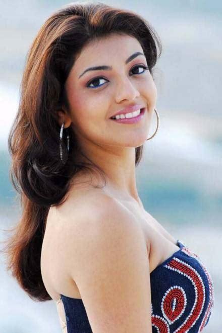 Telugu Bollywood Latest Actress Kajal Agarwal Hot Photos