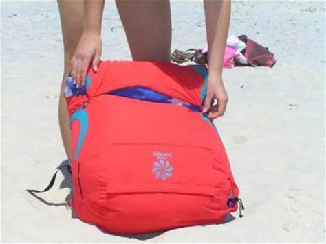 sand wedge bean bag chair sun lounge and bag