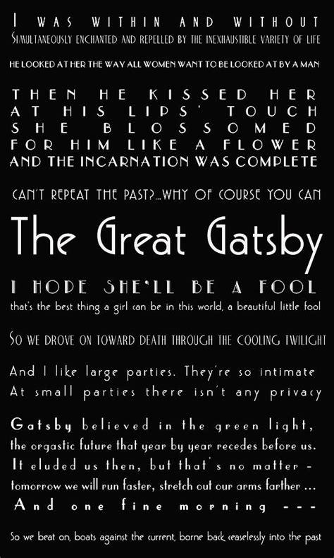 The Great Gatsby Quotes Great Gatsby Quotes Quotesgram