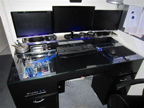 ordinateur de bureau gamer bureau de gamer chaise pour pc generationgamer