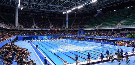 How Cold Are Olympic Swimming Pools? Lbc