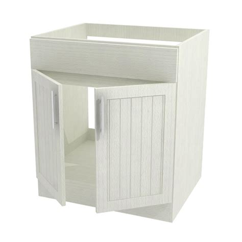 outdoor kitchen sink cabinet weatherstrong assembled 30x34 5x24 in naples open back