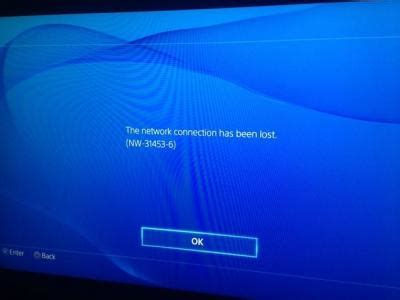 ps error code nw   reported  connecting  psn