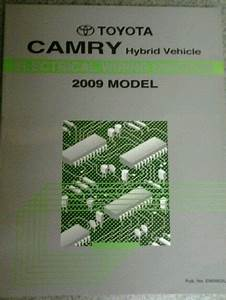 2009 Camry Hybrid Electrical Wiring Diagram