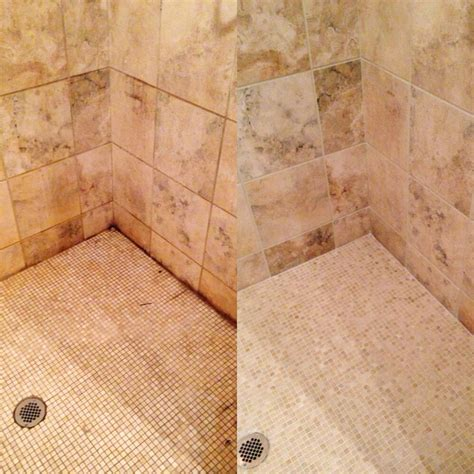 marble shower grout cleaning northwest grout works