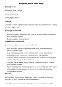 resume objectives for manufacturing manufacturing resume template 26 free sles exles