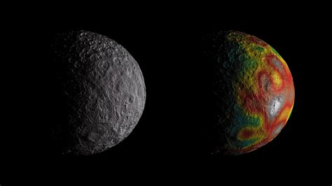 Nasa Discovers Ancient Ocean On Asteroid Ceres