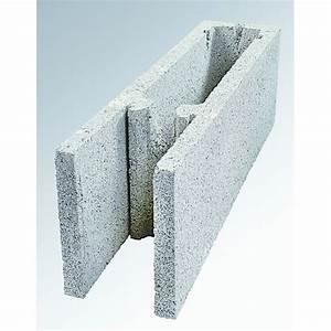 Prix Agglo De 20 : bloc de b ton bancher de 20 60 cm de longueur ~ Dailycaller-alerts.com Idées de Décoration