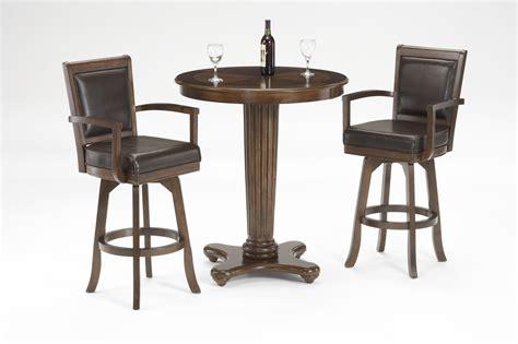 hillsdale ambassador pc pub set  swivel bar stools