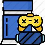 Gaming Icon Icons Premium Lineal