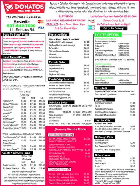 60025 Donatos Coupons For Today by Yellowbook The Local Yellow Pages Directory