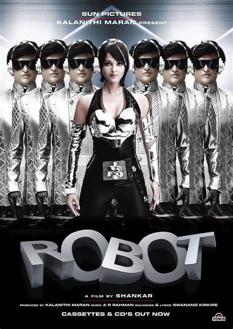 robot hindi  wallpapers robot  posters stills