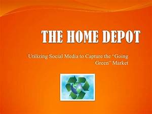 The Home Depot Social Media Campaign