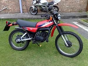 1980 Yamaha Dt175mx 4j4 Restoration