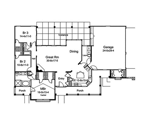 floor plans umd maryland manor country home plan 007d 0232 house plans and more