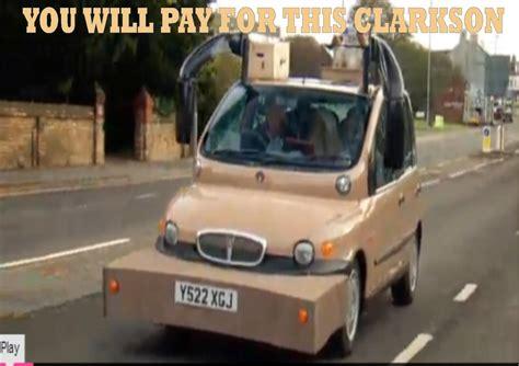 fiat multipla top gear fiat multipla vandalized by the top gear morons www