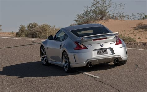 Nissan Nismo 370z 2018 Widescreen Exotic Car Image 04 Of
