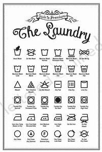 Laundry Symbols   Coolguides