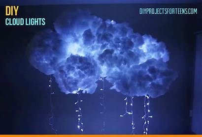 Diy Cool Cloud Projects Lights String Teen