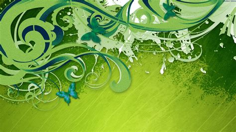 green vector hdtv wallpapers hd wallpapers id