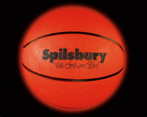 Light Up Basketball by Light Up Basketball Play Basketball Even At In The