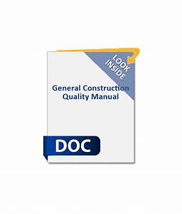 General Company Quality Manual
