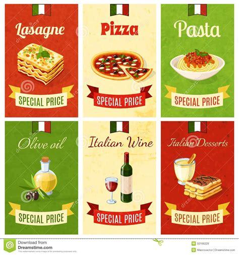mini cuisine food mini poster stock vector image of fresh