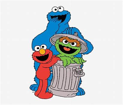 Sesame Street Clipart Characters Clip Transparent Pngkey