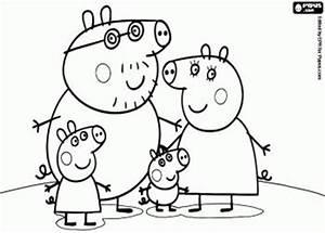 25 Einzigartige Peppa Pig Frbenden Ideen Auf Pinterest