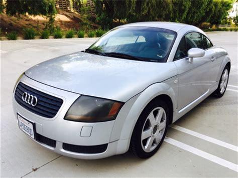2001 Audi Tt Specs by 2001 Audi Tt For Sale Carsforsale