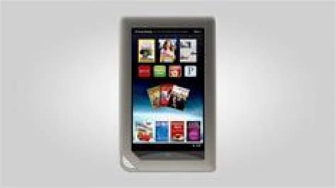 barnes and noble nook tablet barnes noble nook tablet askmen