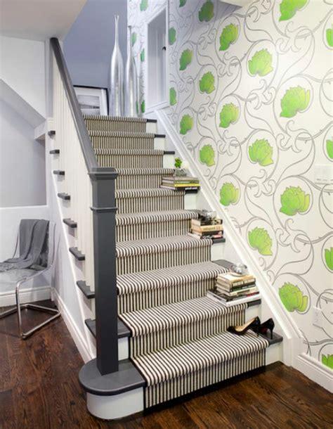 tapis escalier leroy merlin le tapis pour escalier en 52 photos inspirantes